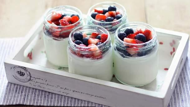 Назвали приховану небезпеку йогуртів