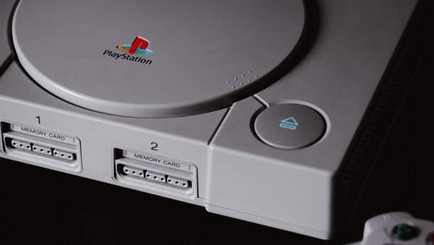 Перша PlayStation