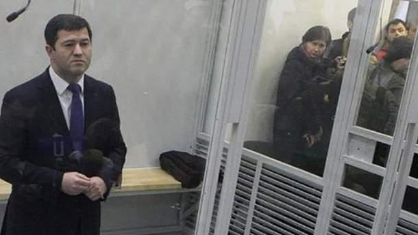 """САП вкотре """"передав"""" справу тестя Насірова місцевій прокуратурі"""