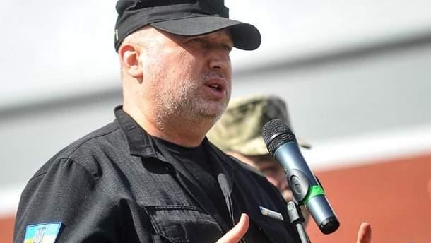 Турчинов заявил, что терроризм стал формой внешней политики России