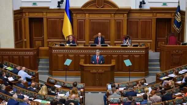 Армія має бути готова до силового сценарію визволення Донбасу, – Порошенко (відео)