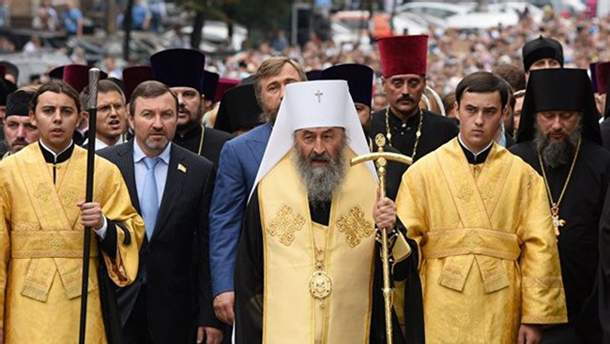 Томос для української церкви: Росія перейшла до дій гопників