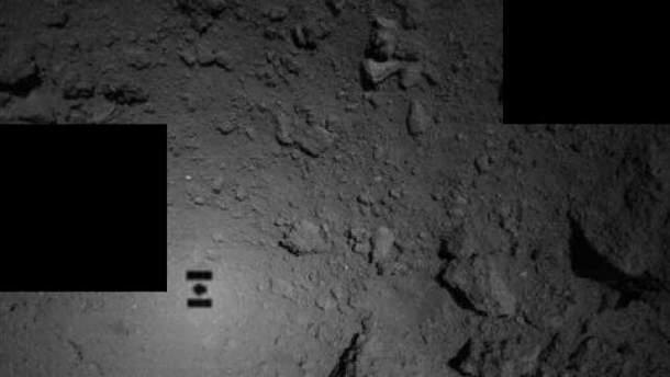 Японцы высадили на поверхность астроида два зонда
