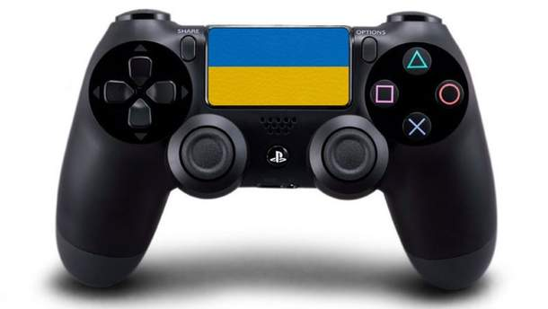 Украинский язык на PlayStation: петиция
