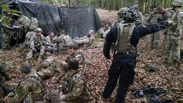 Українські десантники відзначилися неабиякими успіхами під час міжнародних навчань  Saber Junction