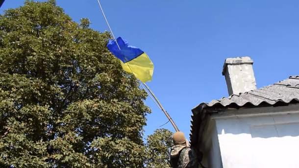 """""""Мы пришли навсегда"""": бойцы рассказали интересные детали освобождения поселка на Донбассе"""
