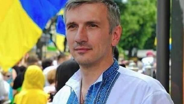 В политпартии Михайлика рассказали, кто стоит за покушением на активиста