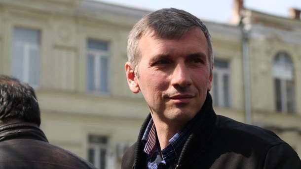 Замах на активіста Михайлика в Одесі розслідуватимуть правоохоронці та СБУ