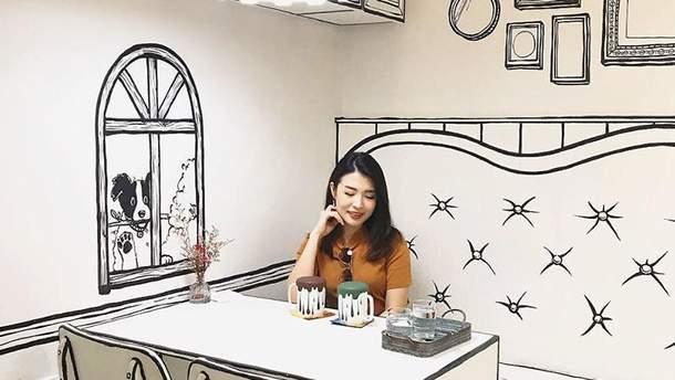 Сеть поразило уникальное кафе в Сеуле: оригинальные фото