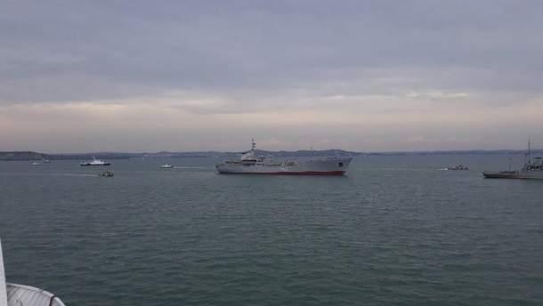 УкраинÑкие военные корабли