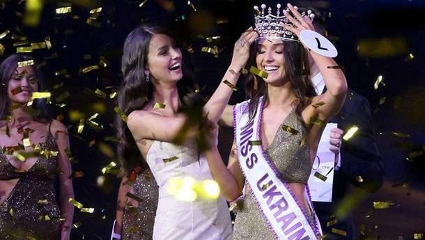 Мисс Украина 2018: победительница Вероника Дидусенко