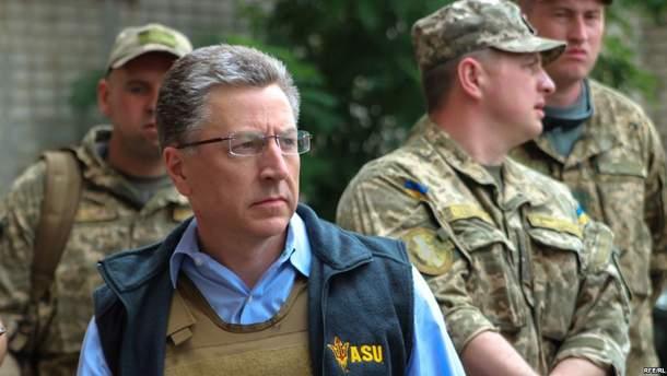 Волкер рассказал о доказательствах присутствия российских регулярных войск на Донбассе