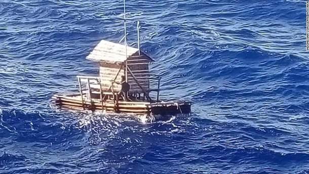 Новелл в море