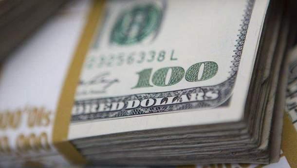 Наличный курс валют 25 сентября в Украине