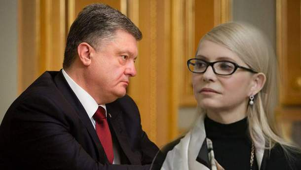 """""""Варіантів програшу не існує"""": чесні вибори чи перегони Порошенко і Тимошенко"""