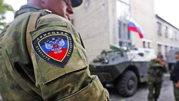 Боевики взорвали магазин в оккупированной Донецкой области