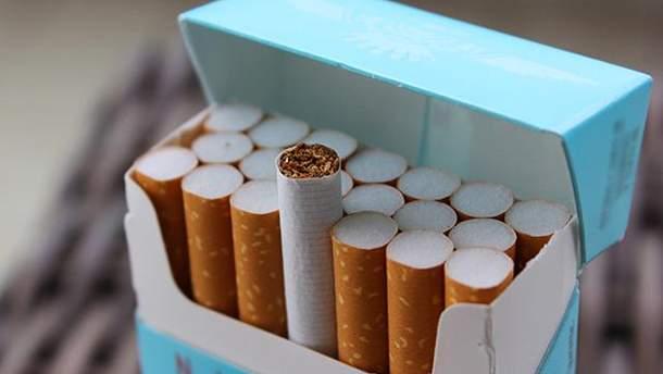 Вартість сигарет в Україні може зрости до 120 гривень