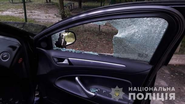 На Сыхове во Львове в машину крымчанина бросили гранату