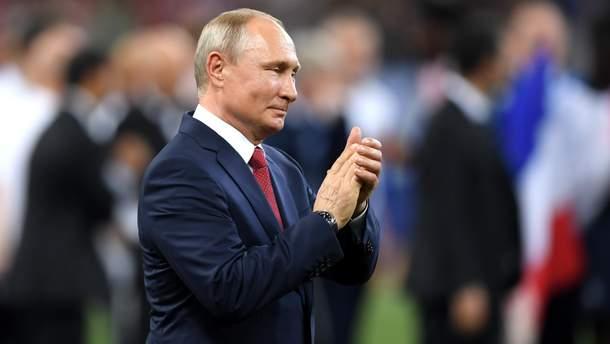 Зріст Путіна знову висміяли у мережі