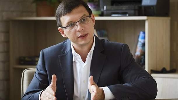 """Мураєв очолив нову партію """"НАШІ"""""""