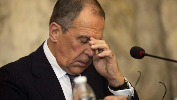 Лавров оконфузився: глава російського МЗС випадково принизив своє відомство