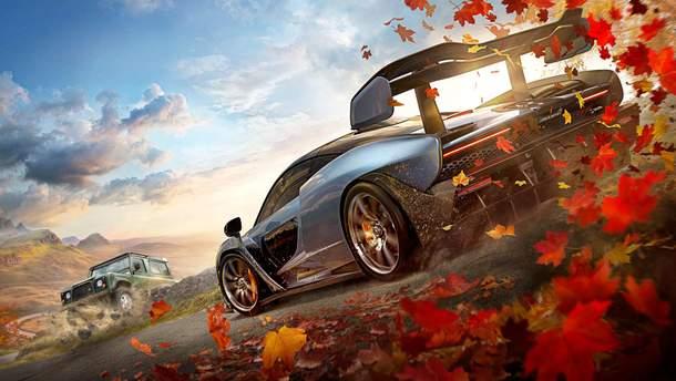 Forza Horizon 4: трейлер и дата игры