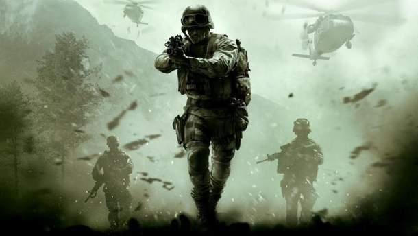 Американці шукатимуть солдат серед геймерів