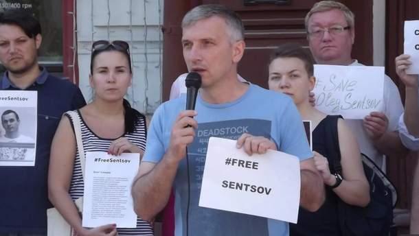 Стан одеського активіста Михайлика стабільний