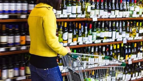 В октябре в Украине значительно вырастут цены на алкоголь