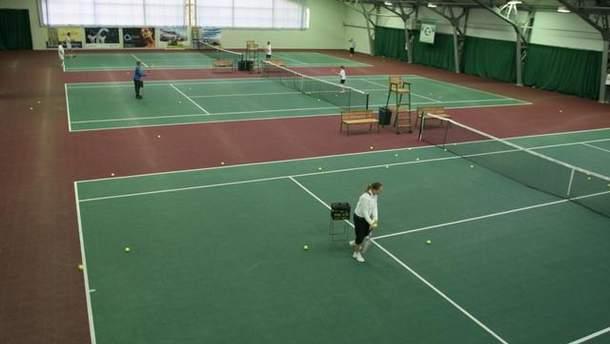 Теннис как символ роскоши