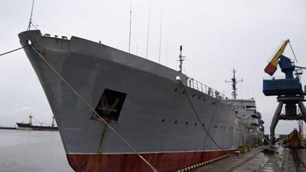"""Поисково-спасательное судно А500 """"Донбасс"""""""