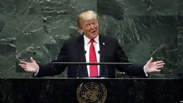 Трамп звинуватив Китай