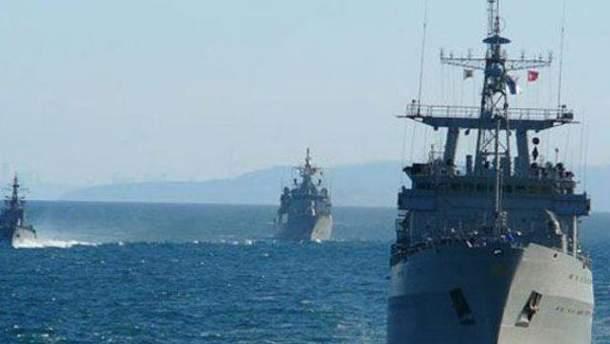 Россия прибегает к агрессии в Азовском море