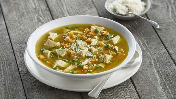 Чи потрібно їсти суп щодня