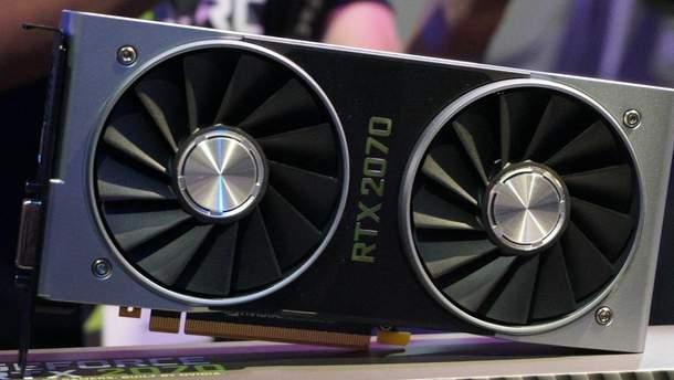NVIDIA GeForce RTX 2070: дата вихода