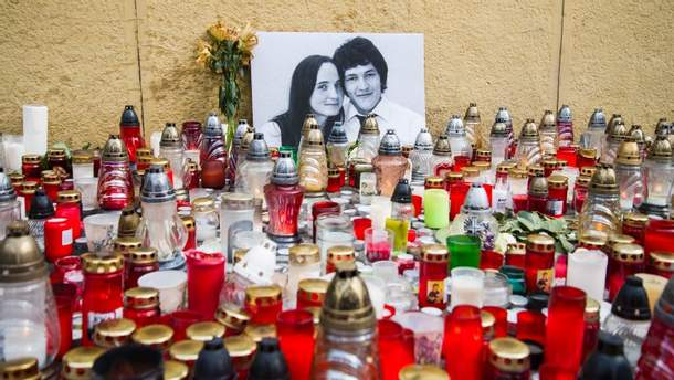 В Словакии расследуют резонансное убийство журналиста Яна Куциака