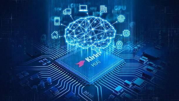 Huawei пояснила у чому перевага їх фірмових процесорів Kirin