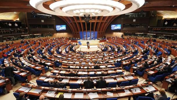 В МИД РФ требуют от ПАСЕ полностью отменить возможность накладывать санкции