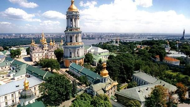 """З Києво-Печерської Лаври викрали ікону """"Георгія Побідоносця"""""""