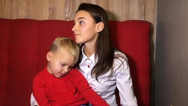 Мисс Украина: Вероника Дидусенко