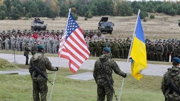 США и Украина