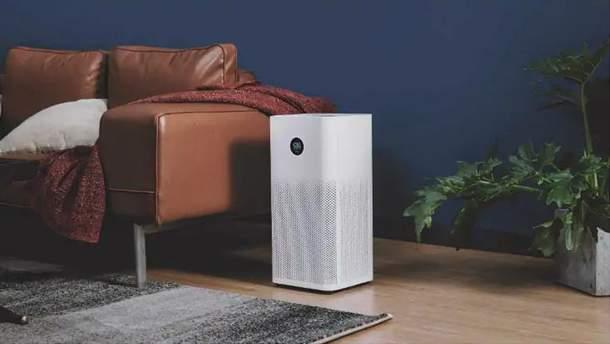 Очищувач повітряXiaomi  Mi Air Purifier 2S