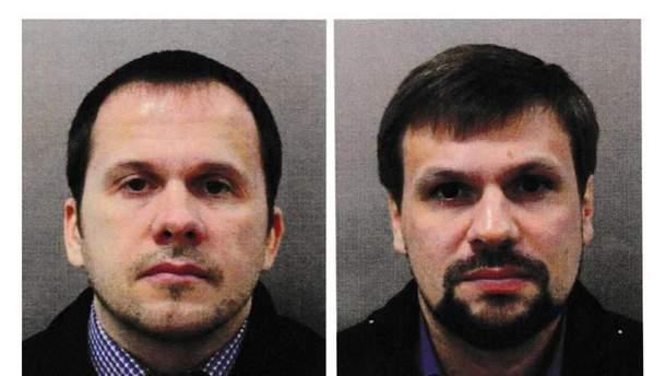 """Bellingcat відстежив, у яких країнах побували """"Петров"""" і """"Боширов"""" за два роки"""