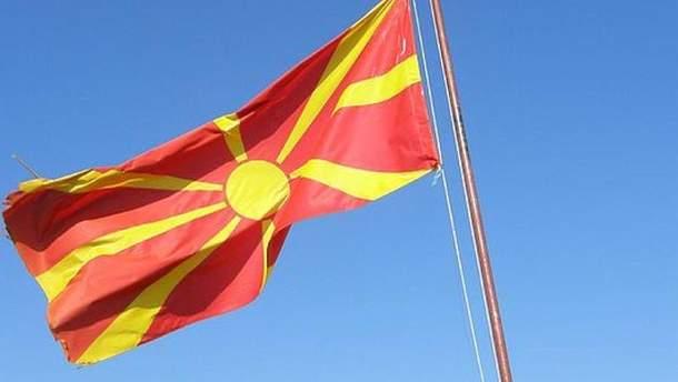 Президент Македонии повторно выступил против переименования страны