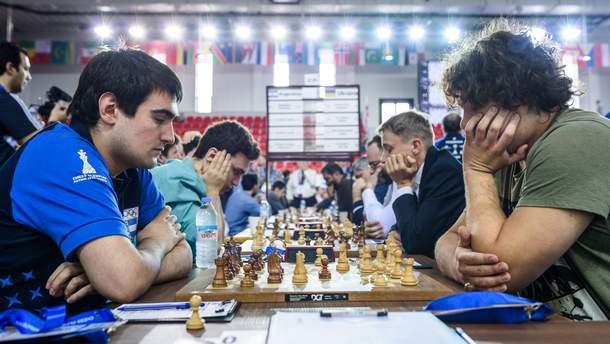 Шахматная олимпиада: результаты четвертого тура