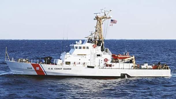 США передали Україні патрульні катери типу Island