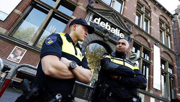 В Нидерландах задержаны семь человек, которых подозревают и подготовке теракта