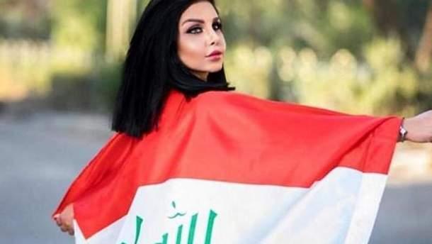 "Вбили ""Міс Багдад-2015"" Тару Фарес"