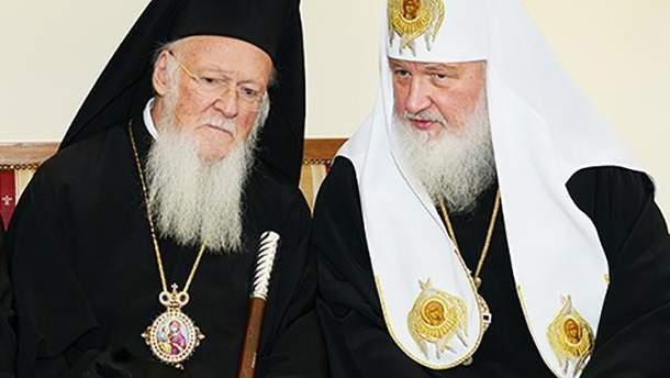 Історична розмова Варфоломія та Кирила про українську церкву: відомі деталі діалогу