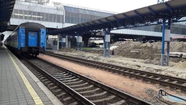 """Из Киева будут ходить поезда в аэропорт """" Борисполь"""""""